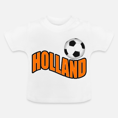 Holland Voetbal Holland - Baby T-shirt