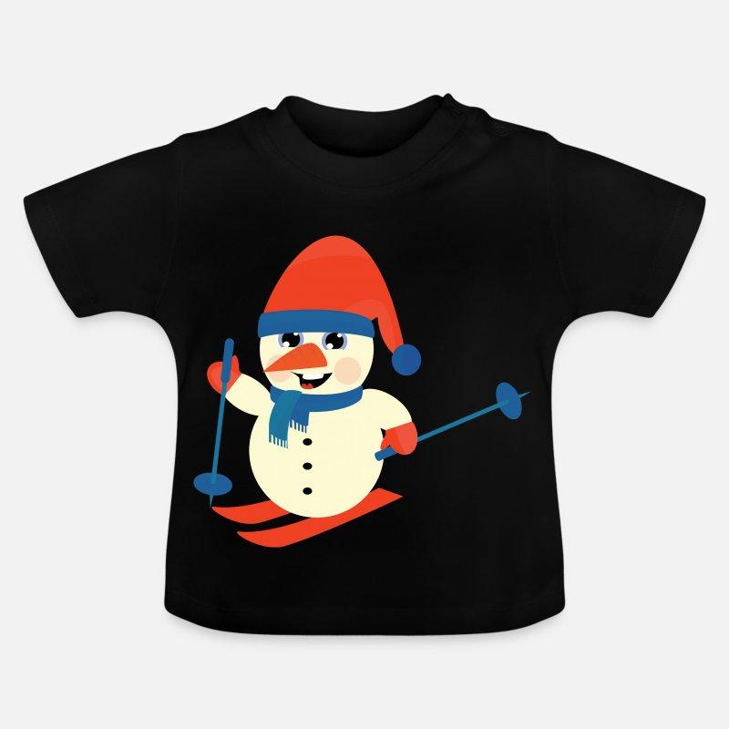 Ski Schneemann mann~~POS=HEADCOMP von Cherichou | Spreadshirt