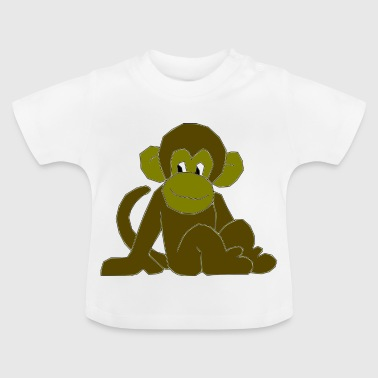 Cool Monkey - Baby T-Shirt