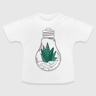 Ampoule Fashion Flora - T-shirt Bébé