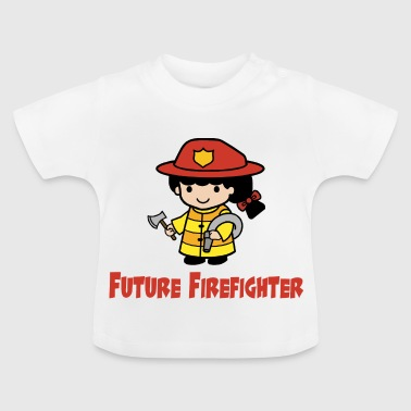 Future Firefighter - Baby T-Shirt