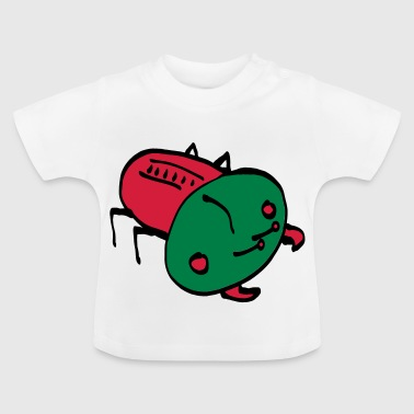 bug farve - Baby T-shirt
