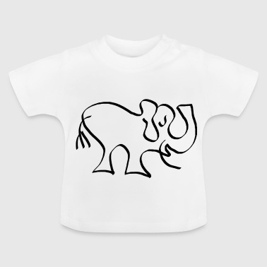 sketch 1529352425443 - Baby T-Shirt