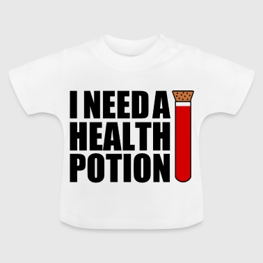 Health Potion - Baby T-Shirt