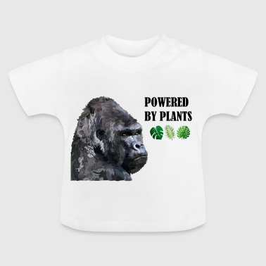 Powered by Plants - Baby T-Shirt