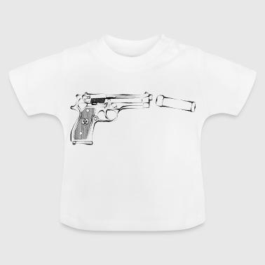 Suchbegriff: \'Pistole\' Baby T-Shirts online bestellen | Spreadshirt