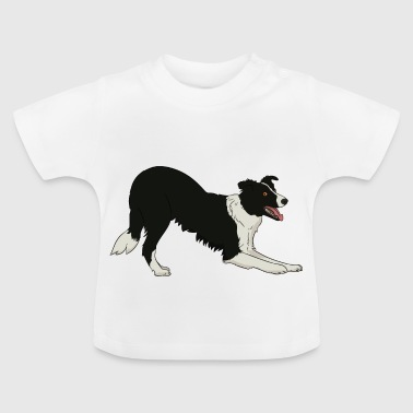 Border Collie - Baby T-Shirt