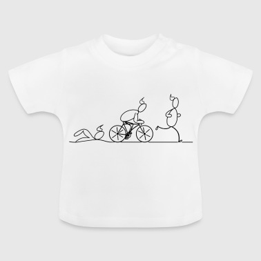 Triatlon Triatlon - Baby T-shirt