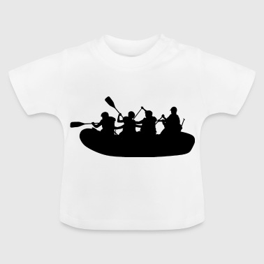 Rafting Whitewater water sports - Baby T-Shirt