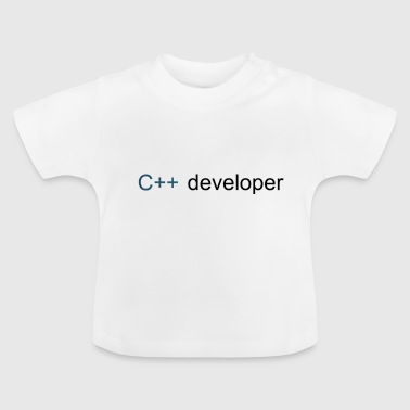 c ++ developer - Baby T-Shirt