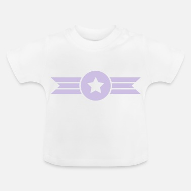 flying star - Baby T-Shirt