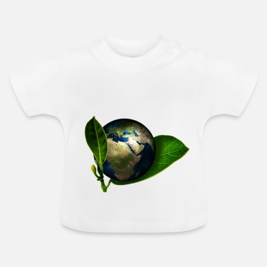 Planet planet Earth - Baby T-Shirt