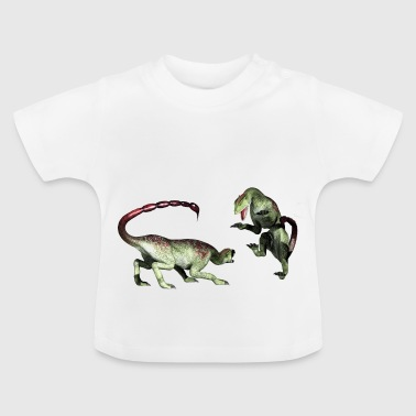 Fantastic creatures - Baby T-Shirt