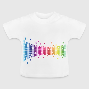Abstract 90s - Baby T-shirt