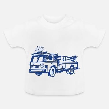 Pedir en línea Camión De Bomberos Camisetas | Spreadshirt