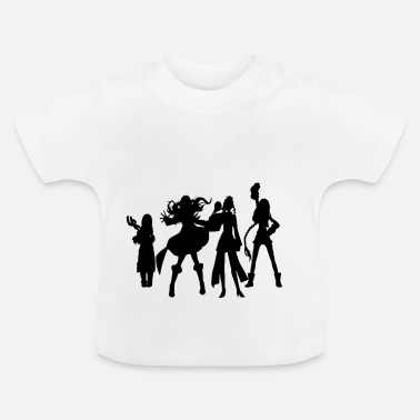 Silhouette Silhouettes - Baby T-Shirt