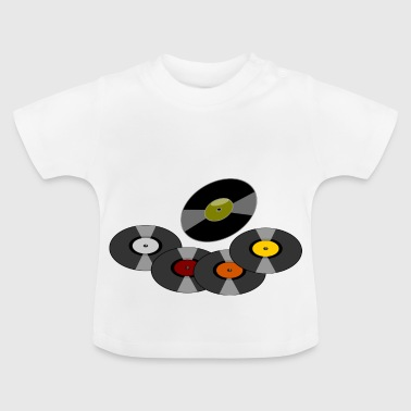 records - Baby T-Shirt