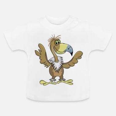 Vulture Balo the vulture - Baby T-Shirt