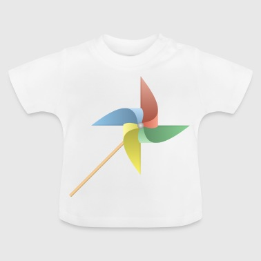 Windmühle - Baby T-Shirt