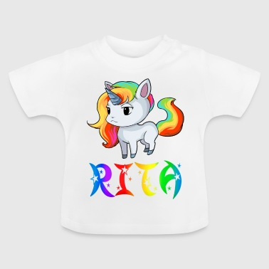Unicorn Rita - Baby T-Shirt