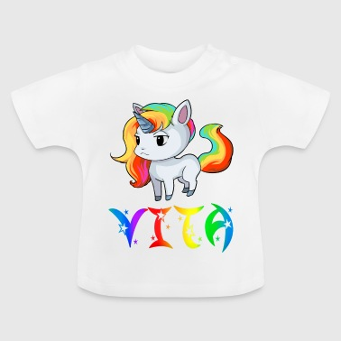 Unicorn Vita - Baby T-Shirt