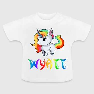 Unicorn Wyatt - Baby T-shirt
