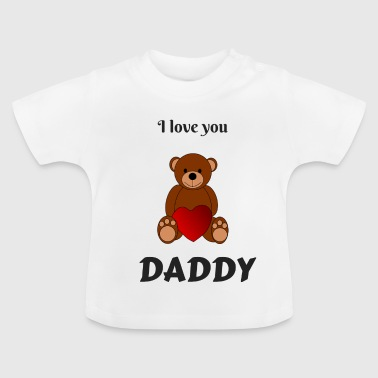 6daddy - T-shirt Bébé