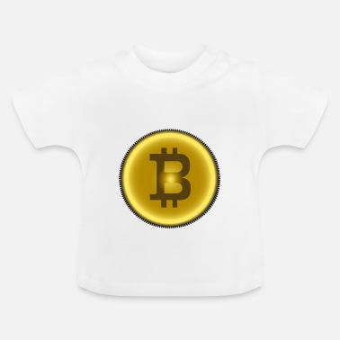 Valuta Bitcoin valuta - Baby T-shirt