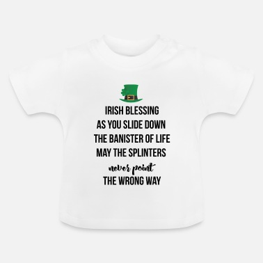 Irish Irish blessing - Baby T-Shirt