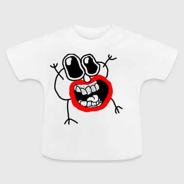 grin - Baby T-shirt