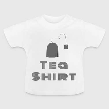 Tea Shirt - Gray / Gray - Baby T-Shirt