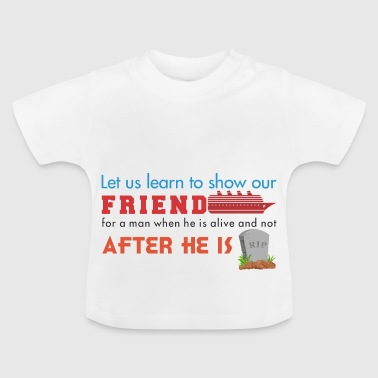 Friends With Benefits FRIENDS - Baby T-Shirt