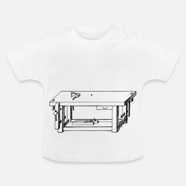 Timmerman timmerman timmerman timmerman timmerman joiner21 - Baby T-shirt