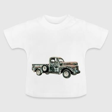 Pick-up Vintage - T-shirt Bébé