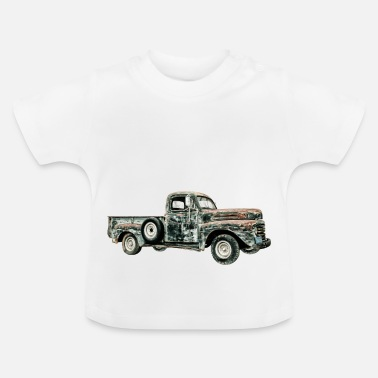 Pick Up Pick-up Vintage - T-shirt Bébé