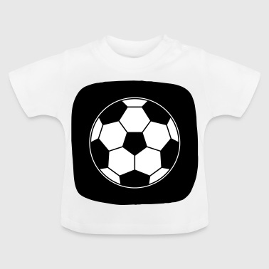 Icon Football Ball Sport Ball Sports - Baby T-Shirt