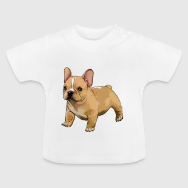 Bulldog French bulldog - Baby T-Shirt