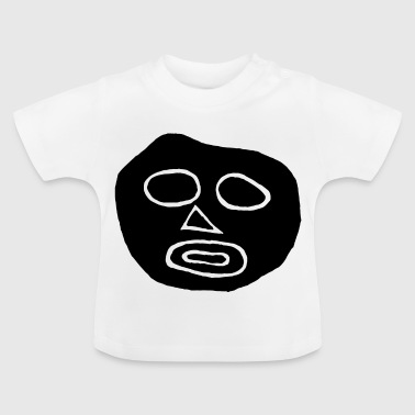 Stort hoved - Baby T-shirt