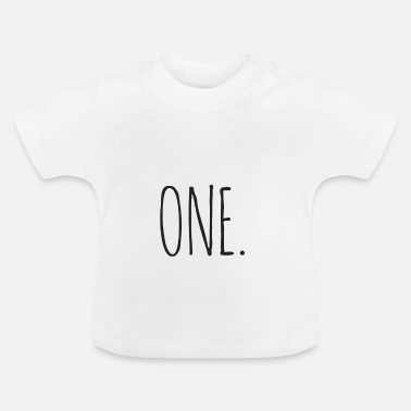 Alvin One. - Baby-T-shirt
