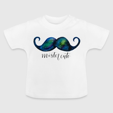 Mister mister cute - Baby T-Shirt