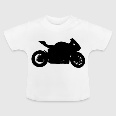 Motorcycle racing - Baby T-Shirt