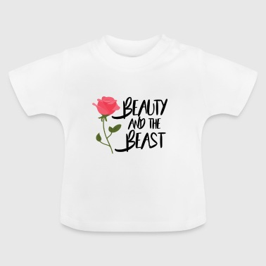 Beauty and the Beast - Baby T-Shirt