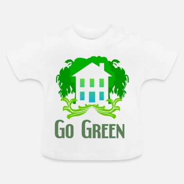 Ecology Green ecology - Baby T-Shirt