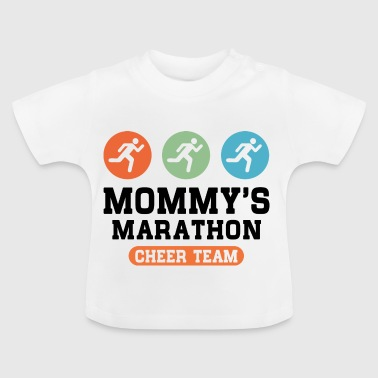 Marathon Cheer Team - Baby T-Shirt