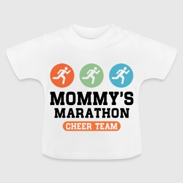 Marathon Marathon Cheer Team - Baby T-Shirt