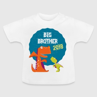 Big Brother Søskende Brother 2018 T-shirt - Baby T-shirt