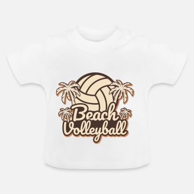 Beach Volley Beach-volley - T-shirt Bébé