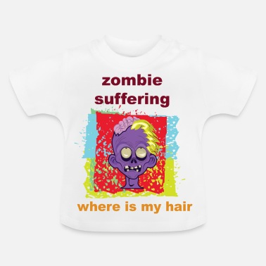 Undead Zombie Undead - Baby-T-shirt
