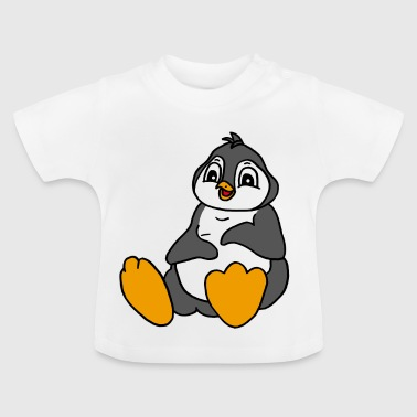 Pinguin - Baby-T-shirt