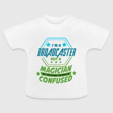 Popular Star - Broadcaster - Popular - Exclusive - Baby T-Shirt